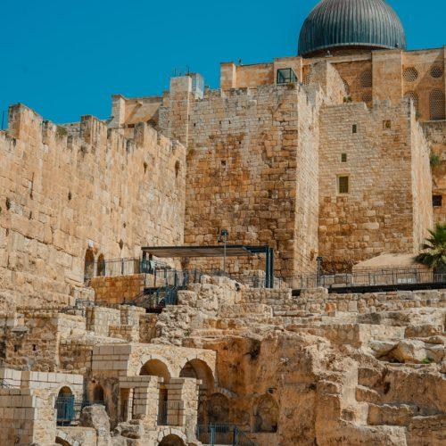 Historical Site Israel