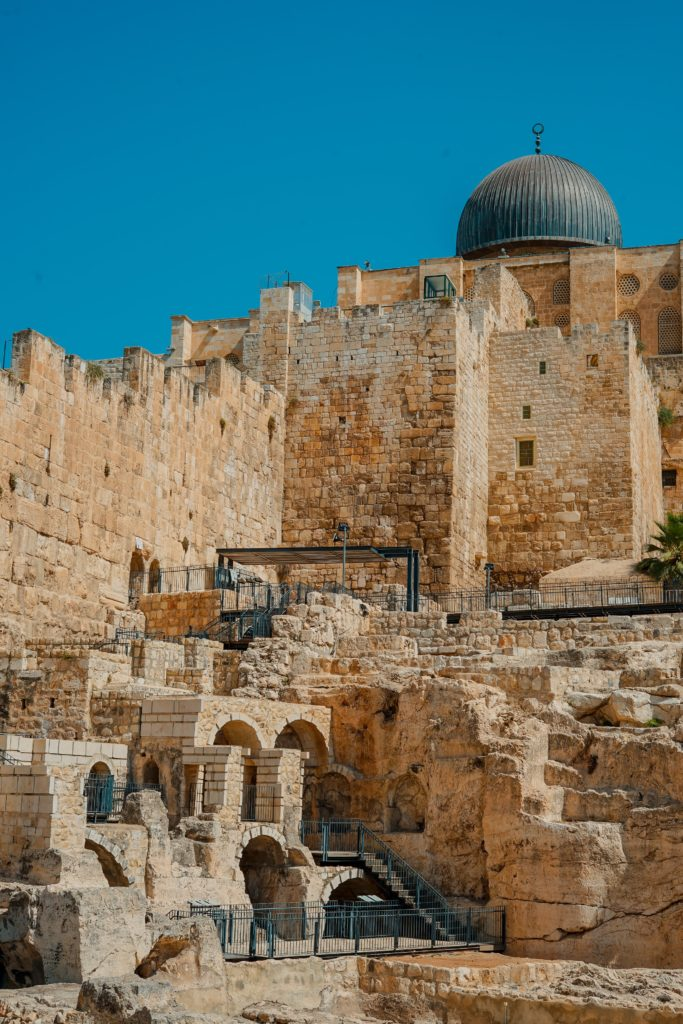Historical Site Israel