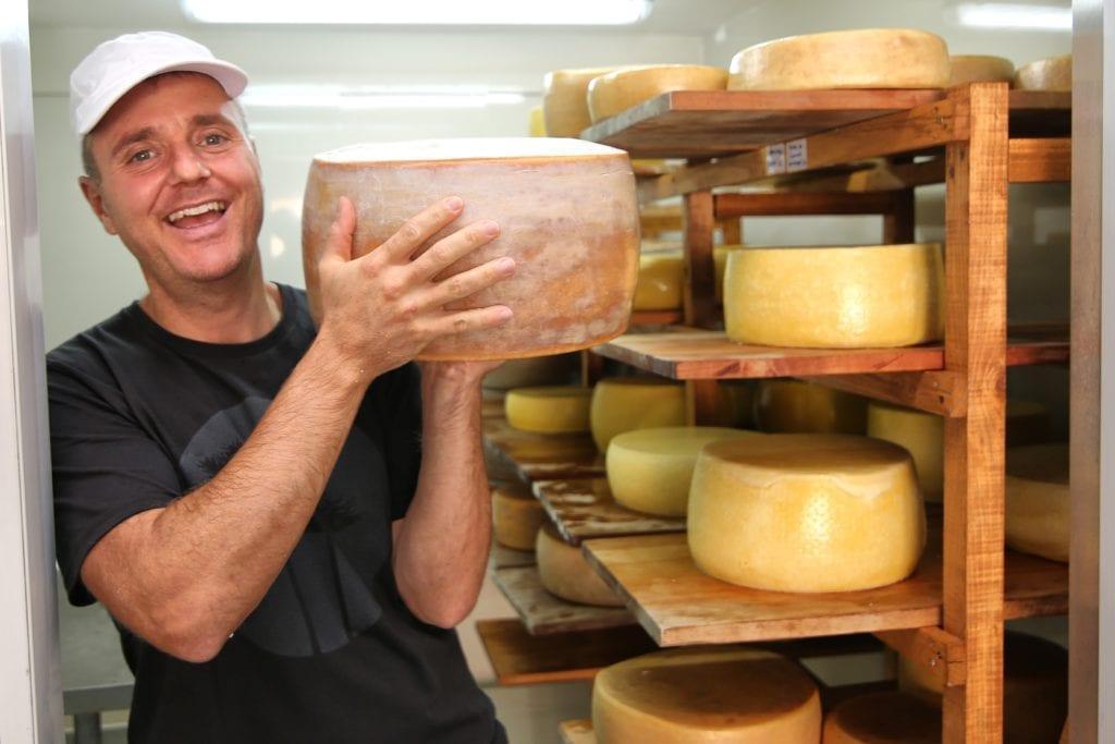 Cheesemaker Vira Vira