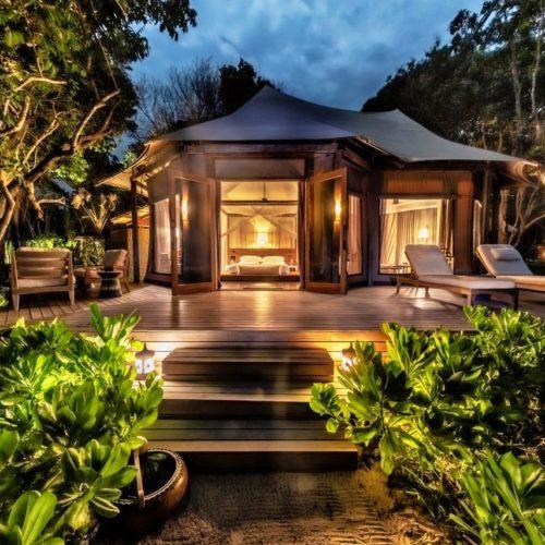 villa exterior view wa ale resort