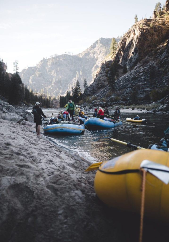 White Water Rafting Alaska