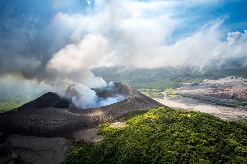 yasur volcano tanna vanuatu