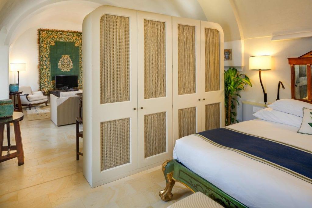 Amalfi Monastero Santa Rosa Room