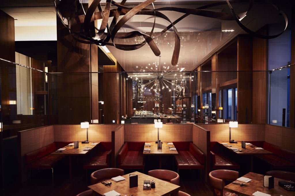 The Tavern at Andaz Tokyo - Nighttime Dining and Lounge Area Japan