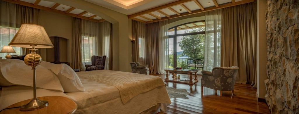 Argentina Villa Beluno Bedroom Interior