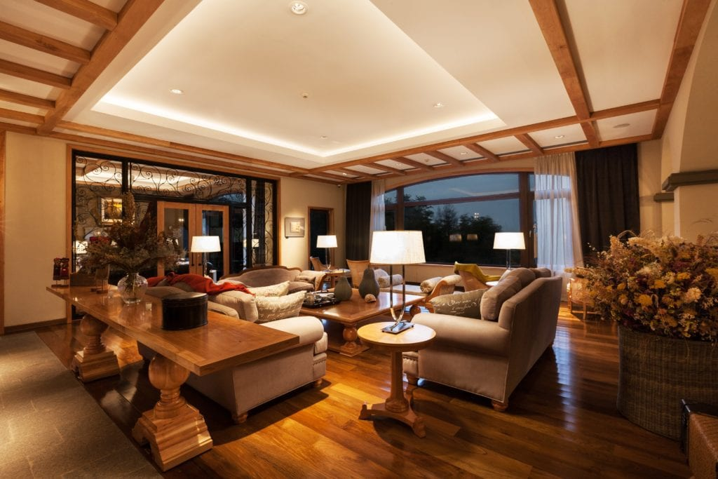 Argentina Villa Beluno Lounge