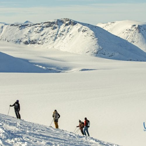 Canada Basecamp Baffin Island View