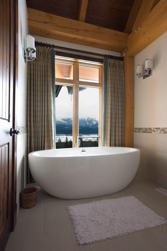 Canada Bighorn Revelstoke Bath