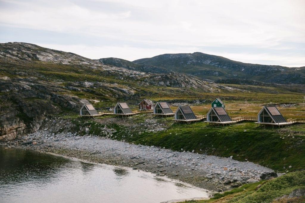 Shoreline Lodges of Ilmanaq Lodge in Greenland