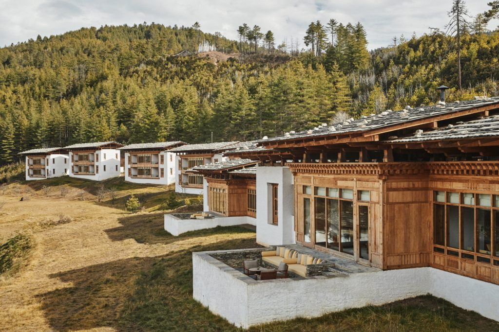 Bhutan Six Sense Thimphu Suites and Villa Exterior