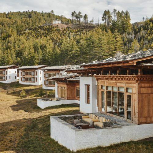 Bhutan Six Sense Thimphu Suites and Villa Exterior