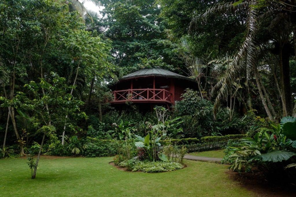 Sao Tome & Principe Bom Bom Resort Room