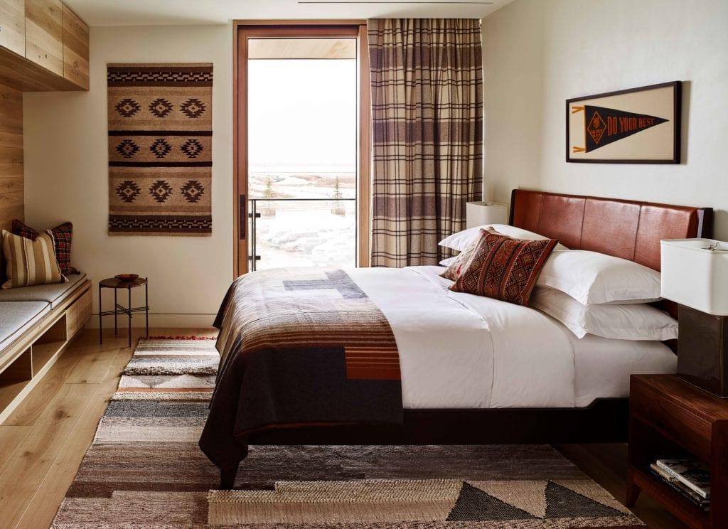Caldara House KariKari Suite Bedroom Interior America