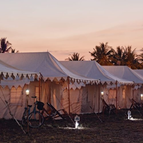 Camp Kerala luxury tents