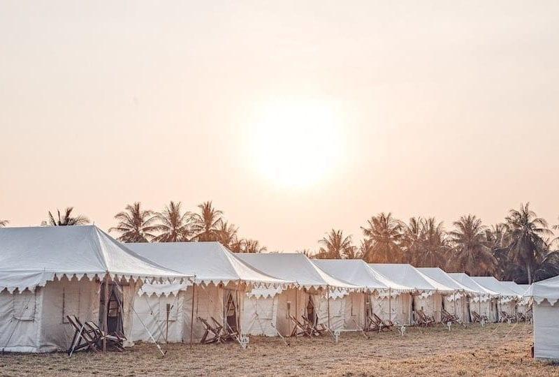 Partnership with Camp Kerala