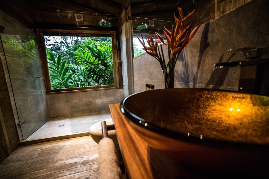 Colombia Casa Oropendola Bathroom