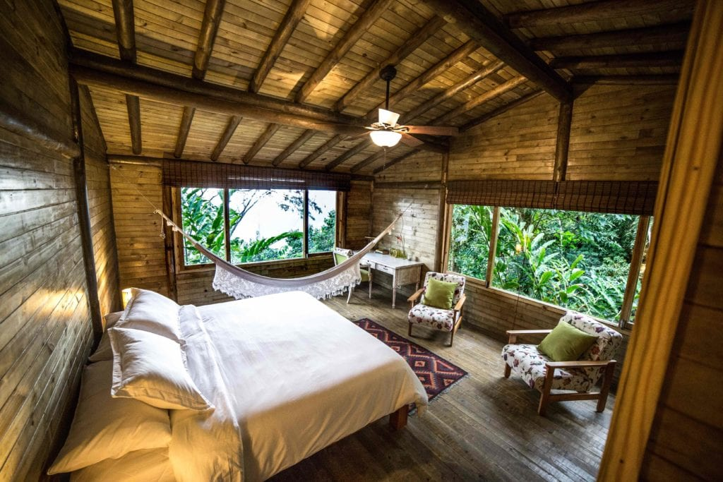 Colombia Casa Oropendola Bedroom
