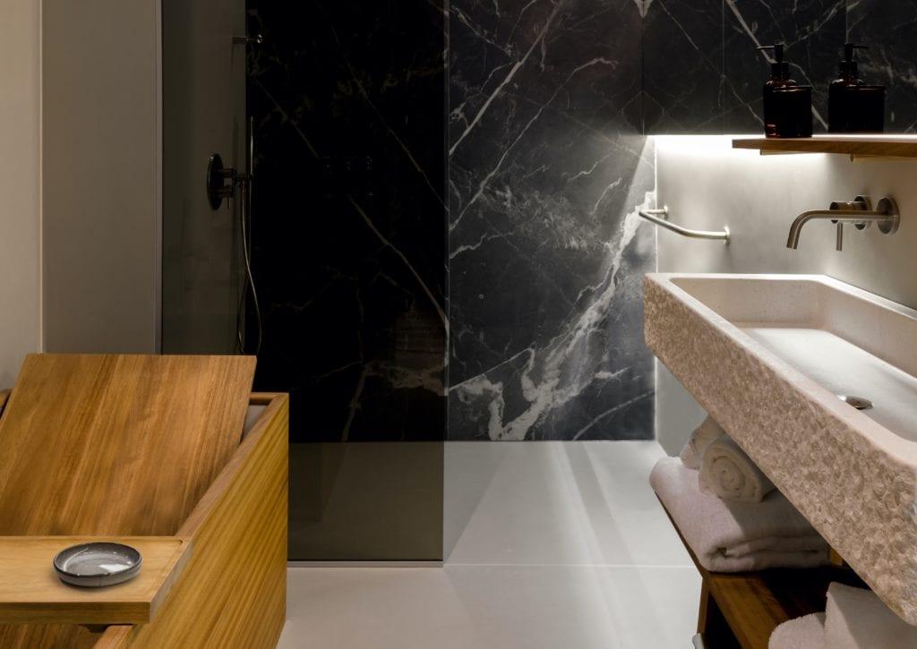 Croatia Meslina Bathroom