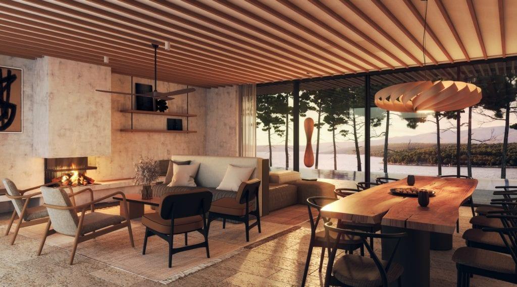 Croatia Maslina Lounge