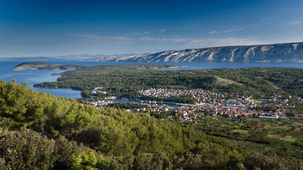 Croatia Maslina View
