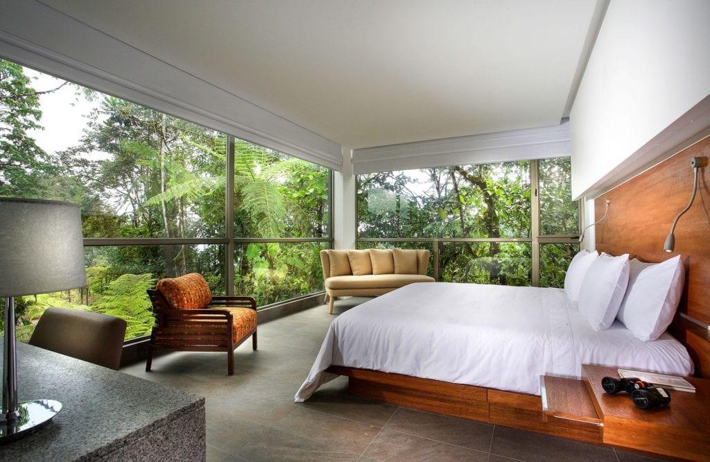 Ecuador Mashpi Lodge Yaku Suite