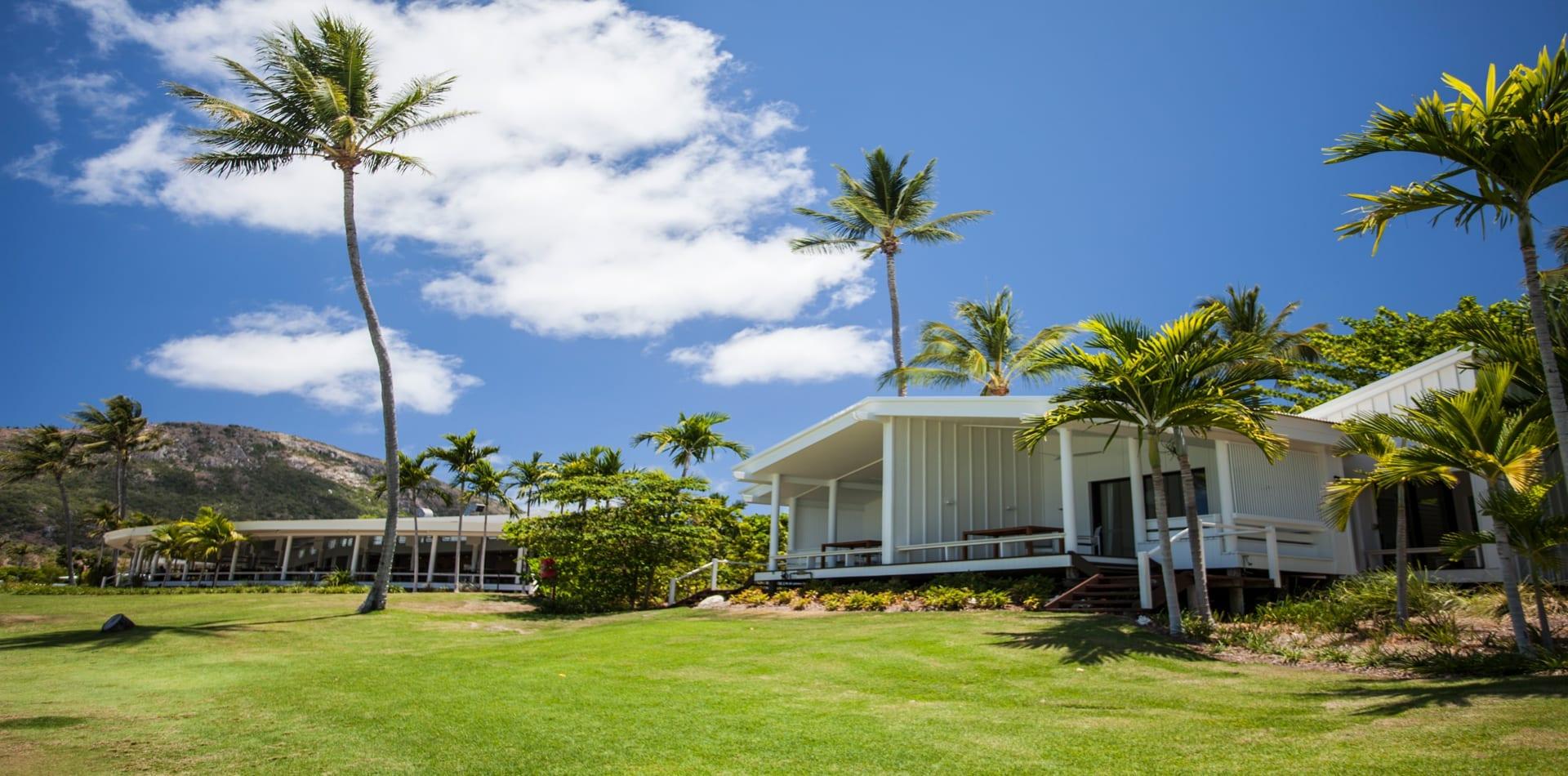 Exterior Lizard Island Resort