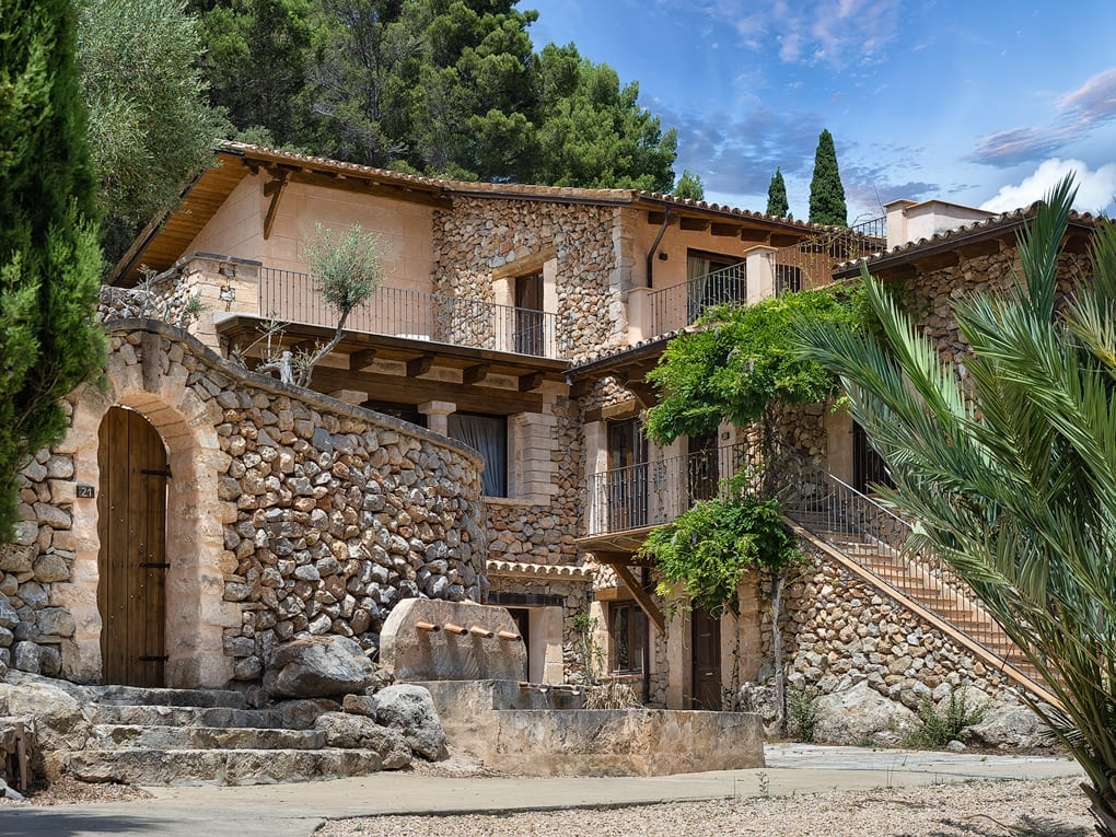 Exterior of LJs Ratxo Resort Mallorca Spain