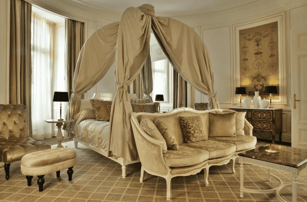 France Mont Royal Master Bedroom