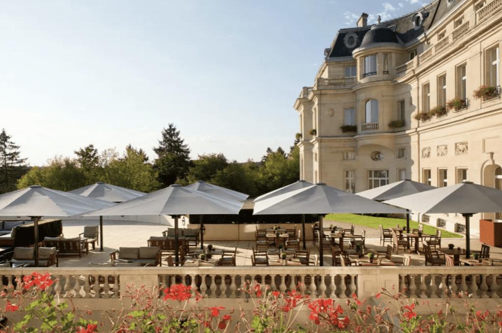 France Mont Royal Terrace