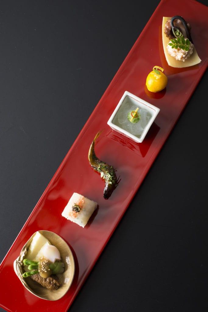 HOSHINOYA Kyoto Dinner