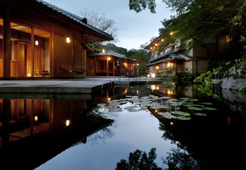 Hoshinoya Kyoto Exterior