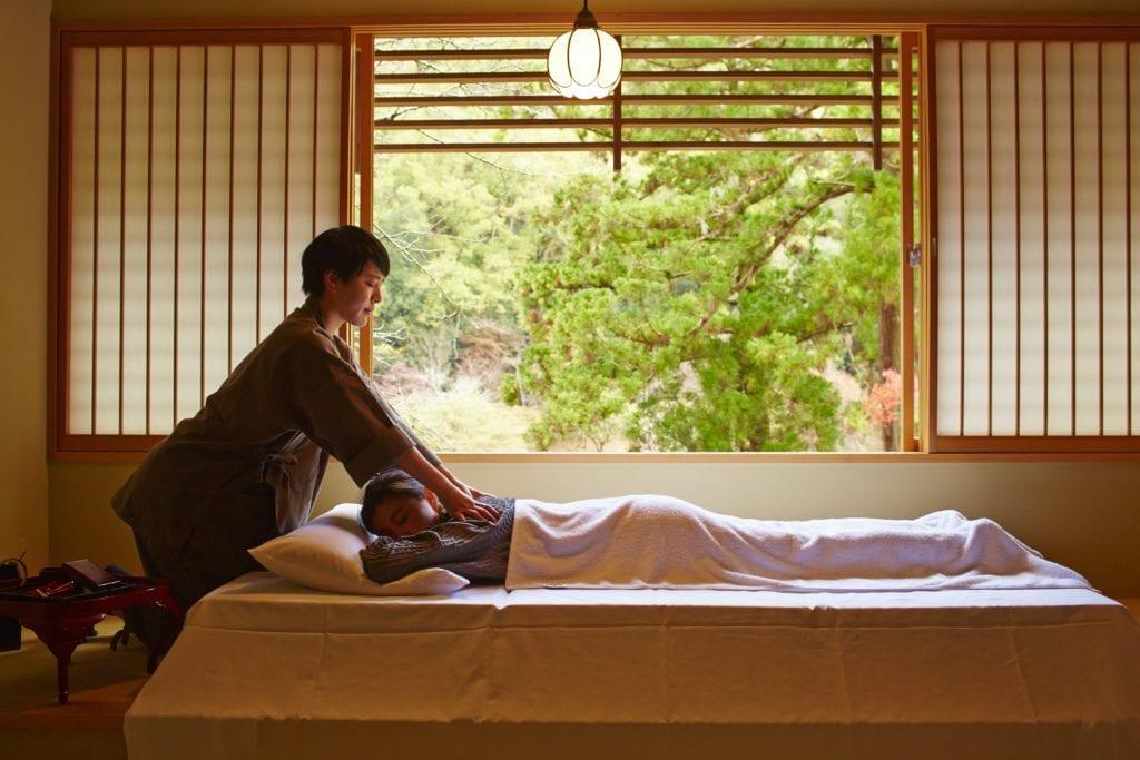 Hoshinoya Kyoto Waterside Relaxation