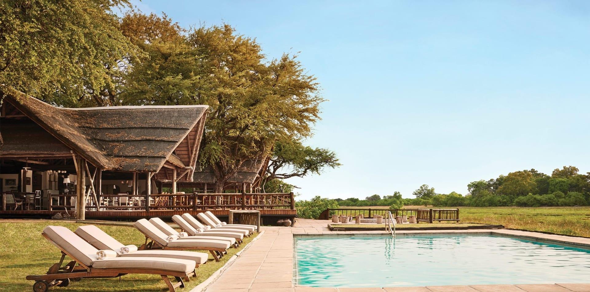 Khwai River Lodge Botswana