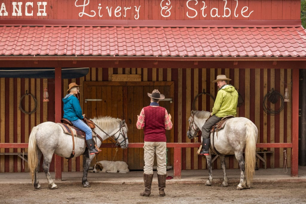 Horses and Activities Available at Linden Tree Retreat and Ranch in Croatia
