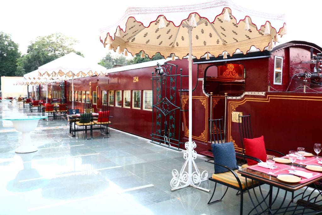India Rambagh Bar