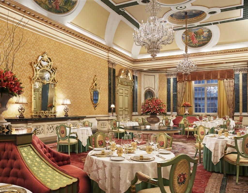 India Rambagh Dining Room