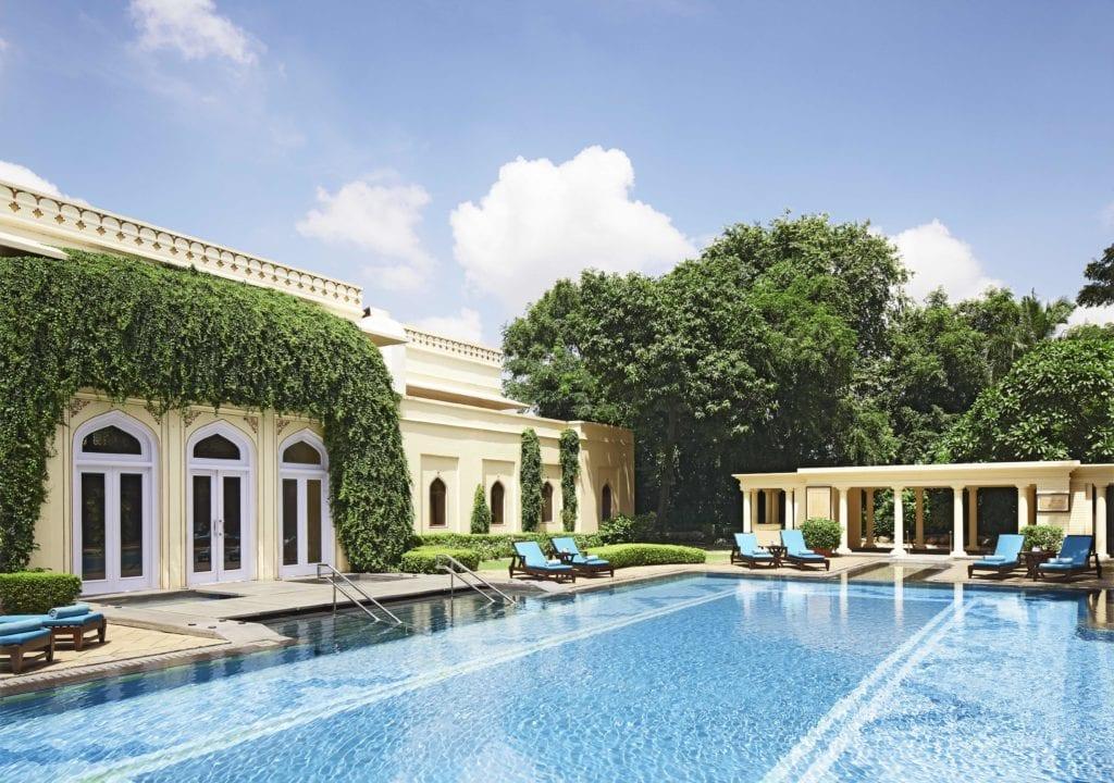 India Rambagh Pool