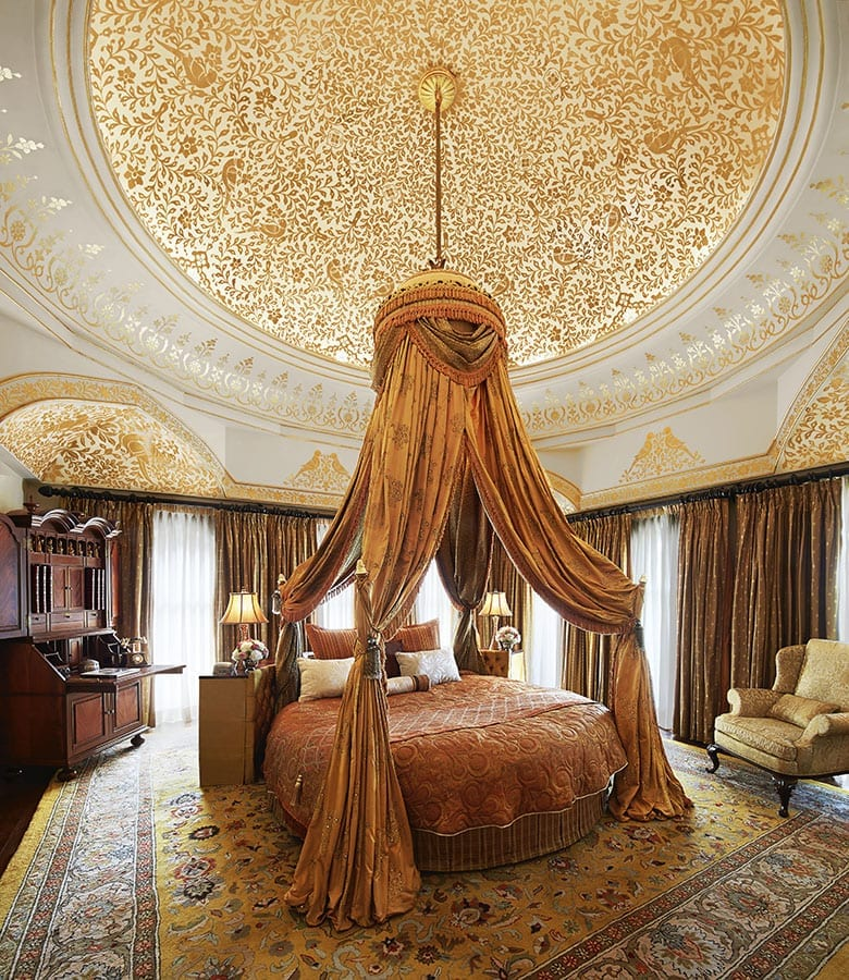 India Rambagh President Suite