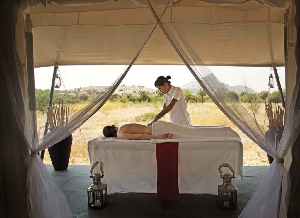 Jawai India Massage Spa