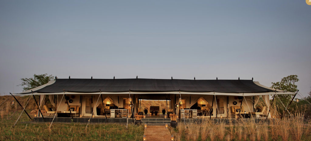 Jawai India Tented Suite