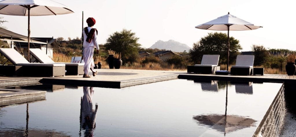Jawai Outdoor Pool Views
