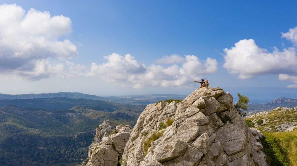 Nature Activities and Experiences Hiking from LJs Ratxo Resort Mallorca Spain