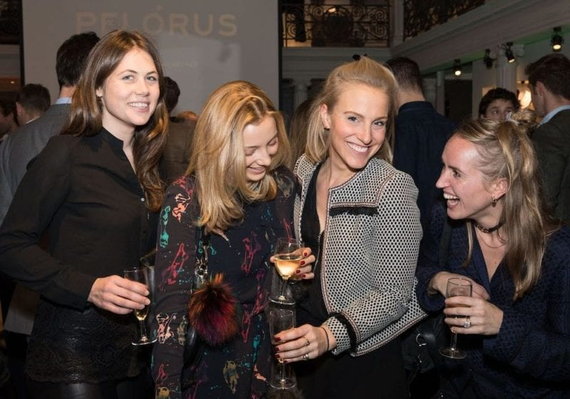 Tatler Gieves and Hawkes Pelorus Launch
