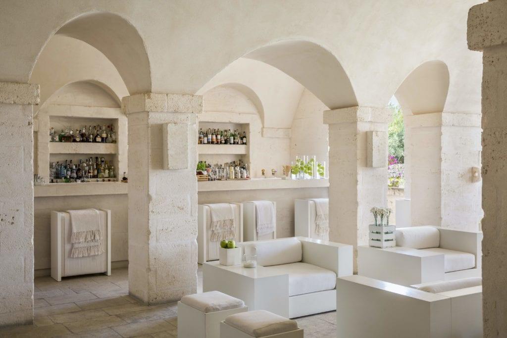 Puglia Borgo Ignazia Bar del Portico Giorgio Baroni