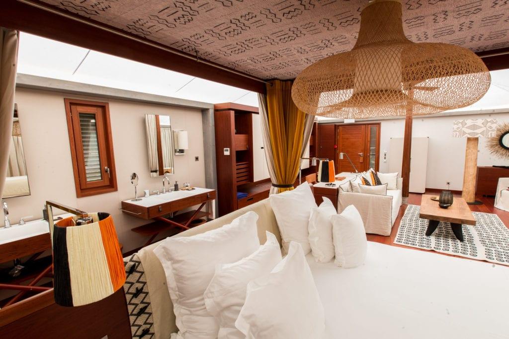 Sao Tome Principe Sundy Praia Bedroom