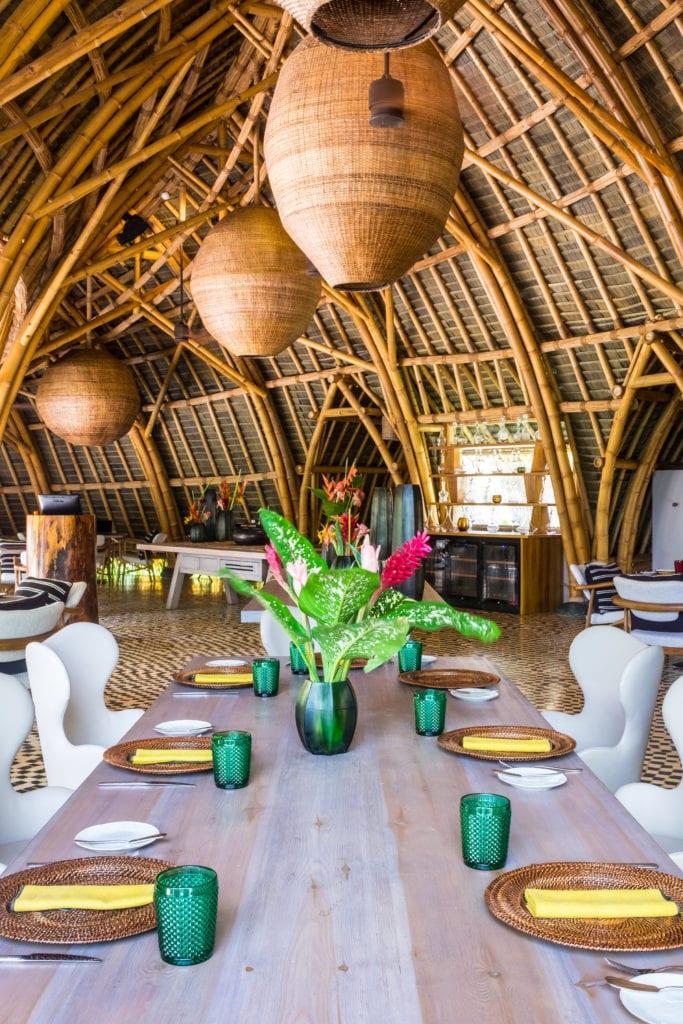 Sao Tome Principe Sundy Praia Indoor Dining