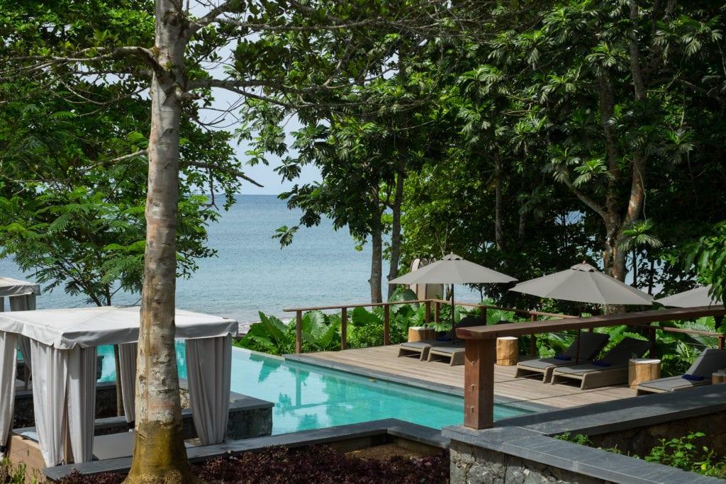 Sao Tome Principe Sundy Praia View