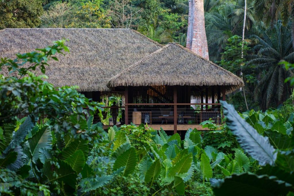Sao Tome Principe Sundy Praia Exterior