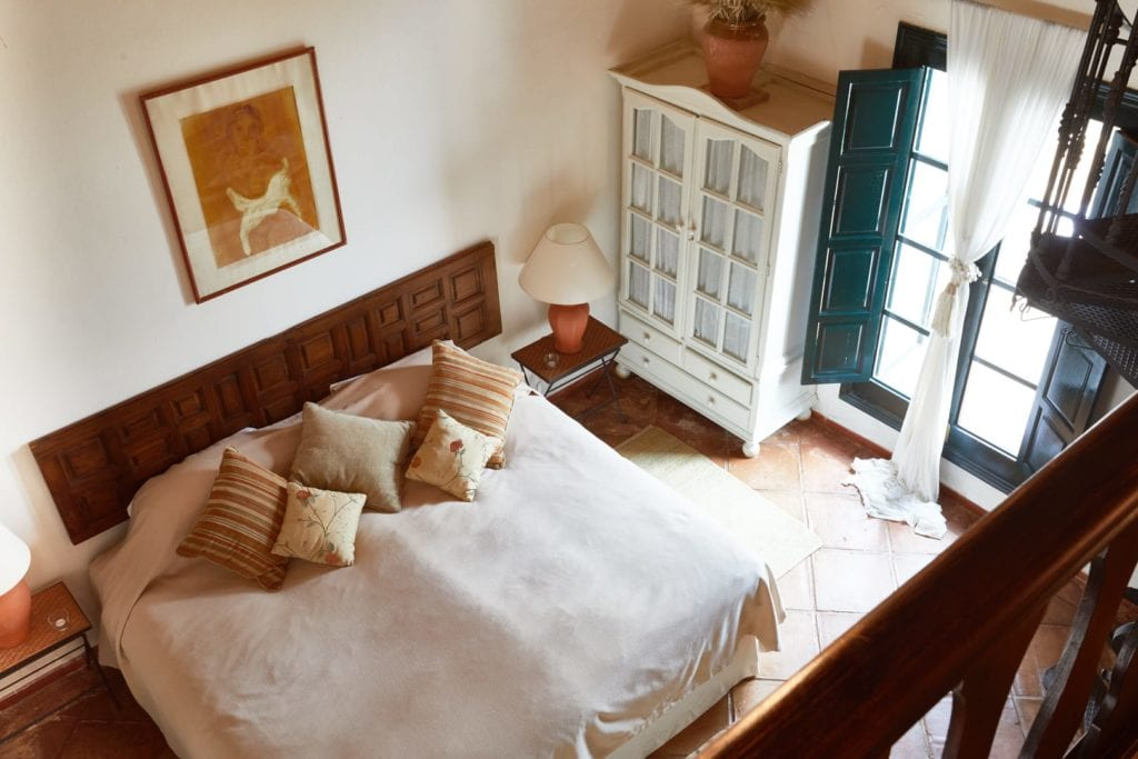 Spain Hacienda Bedroom