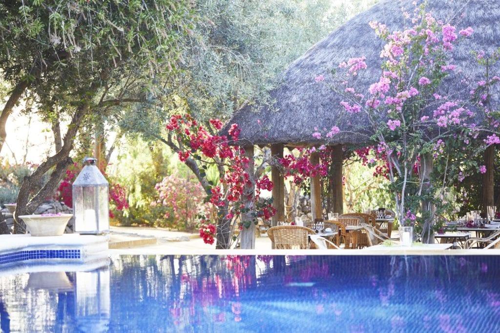 Spain Hacienda Pool